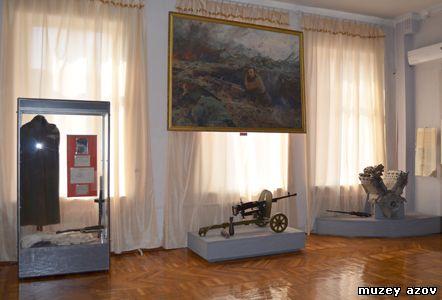 Азов и Приазовье в годы Великой Отечественной войны 1941-1945 гг.